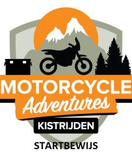 Deelname Op De Motor; Kistrijden In De Polder Editie Mei 2020